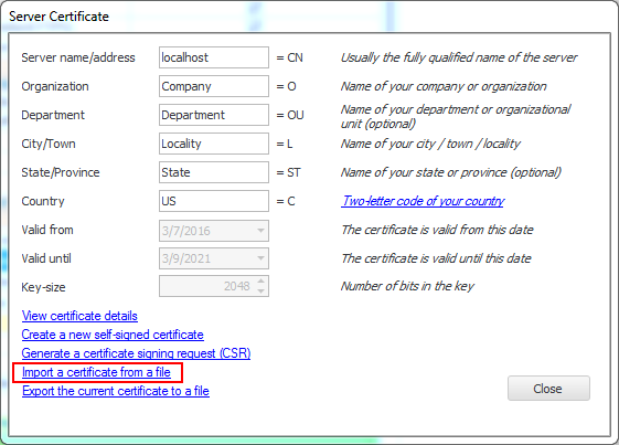 how to get private key from certificate