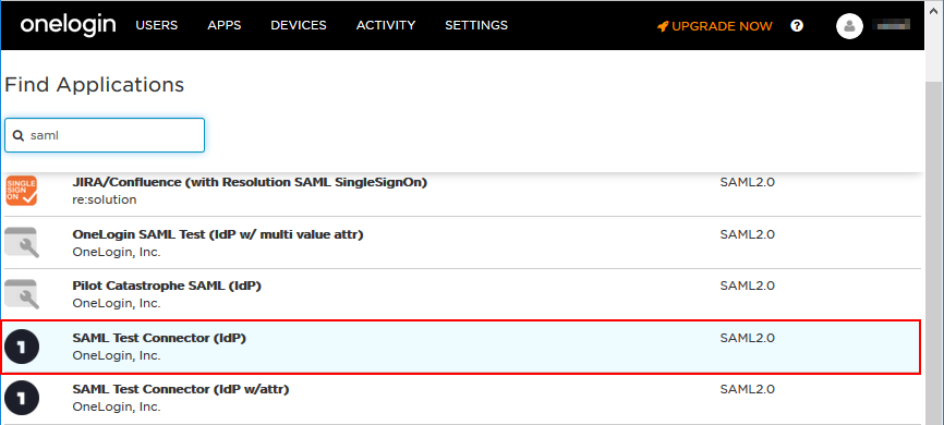 Configure SAML Single Sign On with OneLogin
